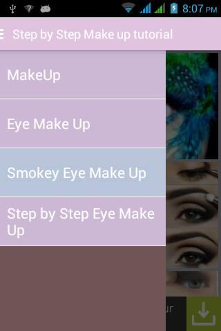 Ezee Eye Makeup Step By Step
