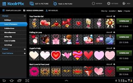 KoolrPix Studio Image Editor Screenshot 13