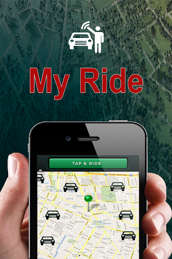 My Ride Taxi-Limo Booking App