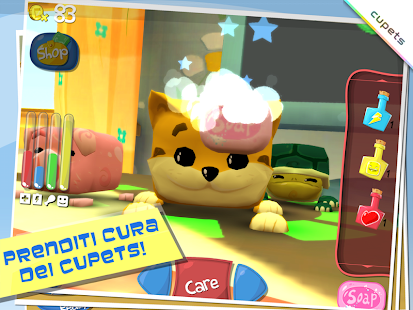 Cupets- screenshot thumbnail