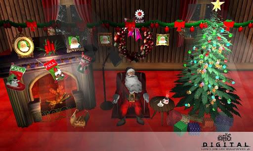 聖誕房免費3D HD