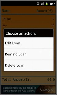 Cash Control - screenshot thumbnail