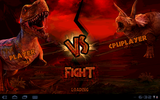 DinoFight v1.0  [android]