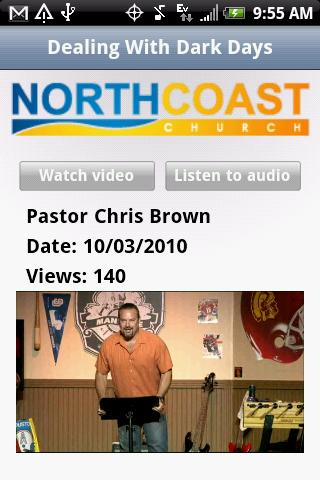 North Coast Church- screenshot