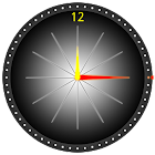 Dark Clock icon