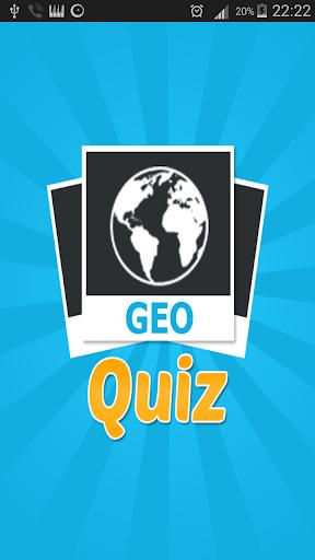 Geographic Image Quiz