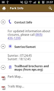 Smoky Mountain Travel(Lite) - screenshot thumbnail