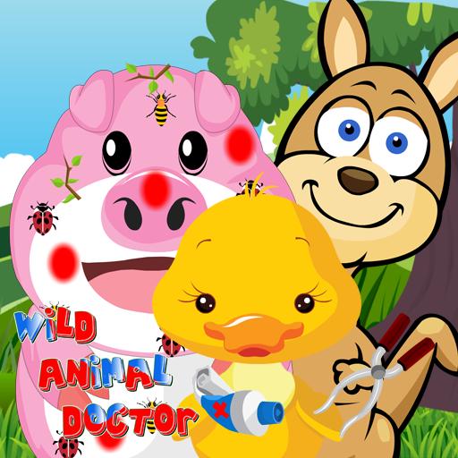休闲の野生動物博士病院 LOGO-記事Game