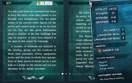 Judge Dredd: Countdown Sec 106 Screenshot 10