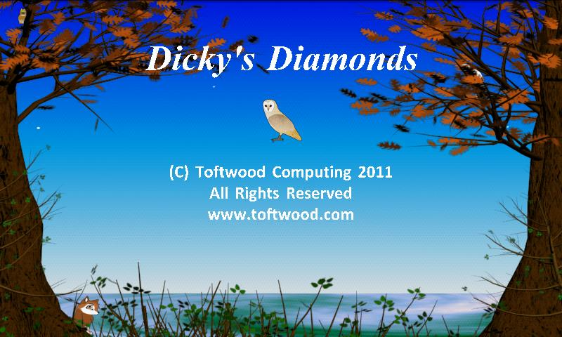 Dickys Diamonds (Ads Free)- screenshot