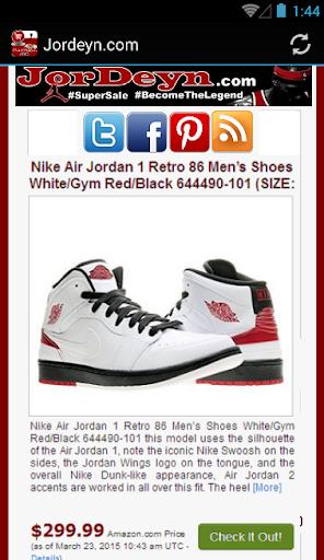 JorDeyn.com AirJordan Shoes