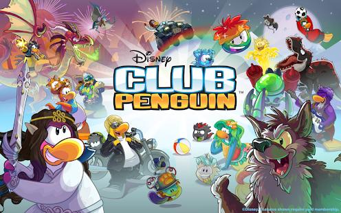 Club Penguin Screenshot 9