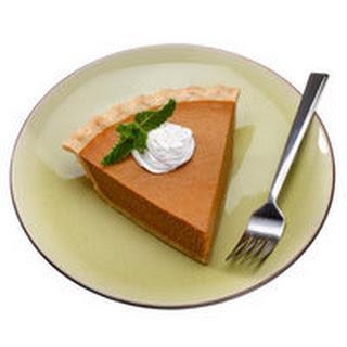 Baileys Pumpkin Pie