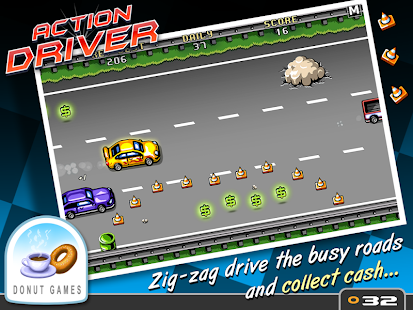 Action Driver