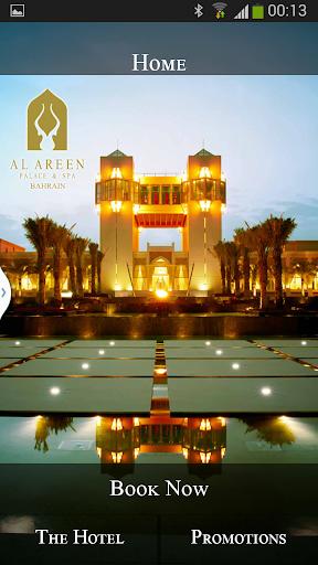 Al Areen Palace Spa