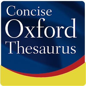 Concise Oxford Thesaurus 書籍 App LOGO-APP試玩
