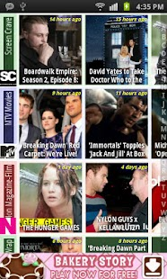 Mobo Movie News & Stars - screenshot thumbnail