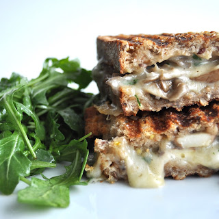 White Truffle Grilled Cheese