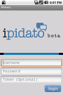 iPidato- screenshot thumbnail