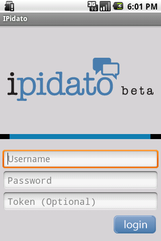 iPidato- screenshot
