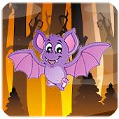 Brave Bat Purple Hero
