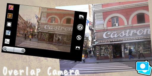 Overlap Camera