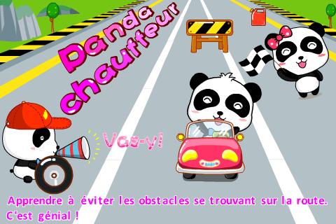 Panda chauffeur