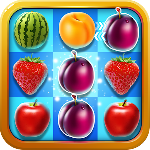 Fruit Crush – Match 3 games for PC and MAC