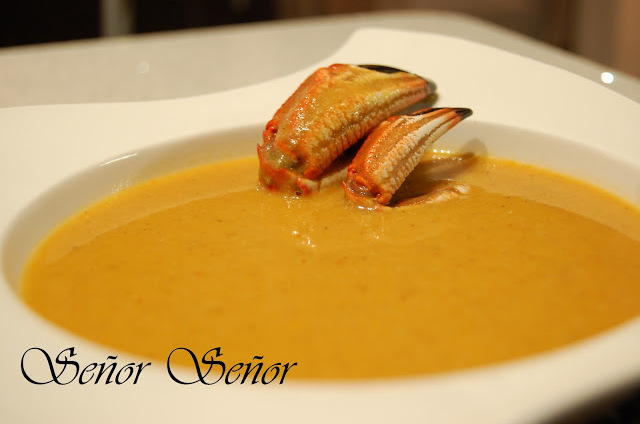 Blue Crab Cream Soup Recipe