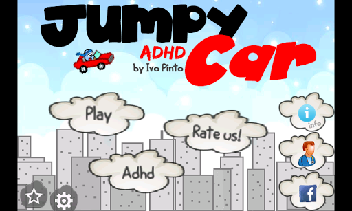 Jumpy Car ADHD - Donation