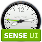 Clock Widget Pack Sense UI