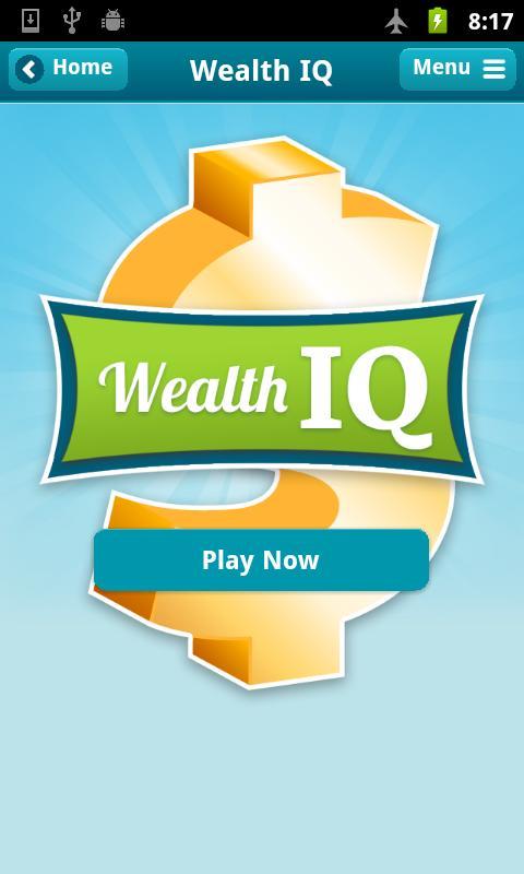 Building Wealth - screenshot