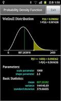 Screenshot of Dist Calculator