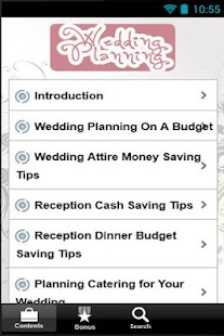 Wedding Planning Guide - FREE - screenshot thumbnail