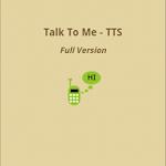 Talk To Me-TTS - Full Version