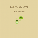 Talk To Me-TTS - Full Version icon