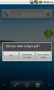 Pill Reminder- screenshot thumbnail