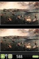 Screenshot of Bruegel/Paranoid Differences