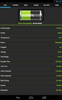 Screenshot of Maximize Battery Saver