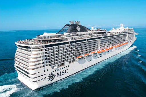 MSC-Fantasia - Melding traditional elegance and sophisticated technology, MSC Fantasia celebrates European style and design.