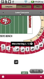 49ers Gameday Live - screenshot thumbnail