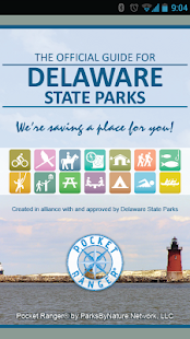 DE State Parks Guide- screenshot thumbnail