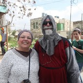 Purim in Hebron פורים בחברון