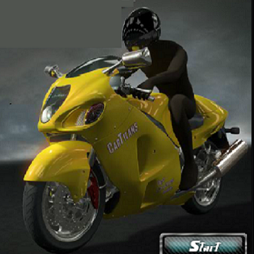 Moto Racing City 賽車遊戲 App LOGO-APP試玩