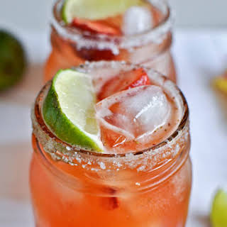 Strawberry Margaritas Without Triple Sec Recipes.