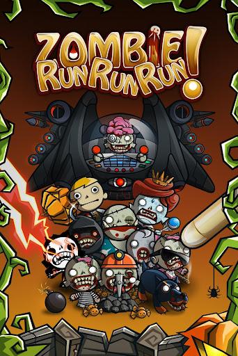 Zombie Run RunRun Evil Invader