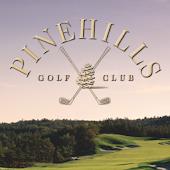 Pinehills Golf App