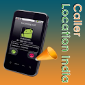 Caller Location INDIA icon