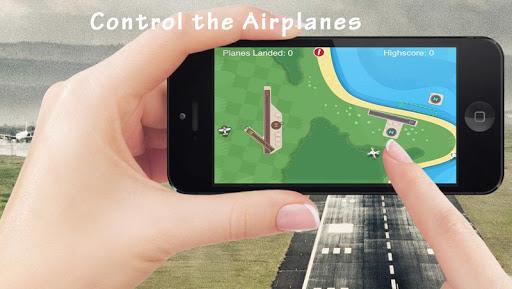 Airport Madness Flight Control