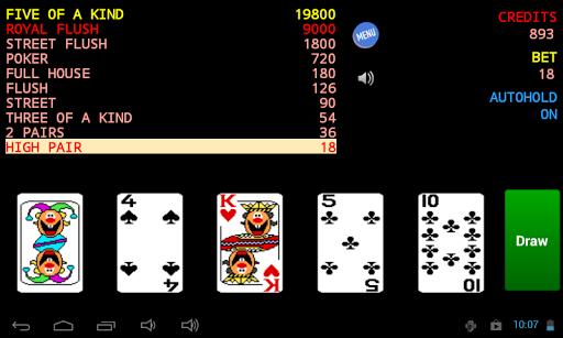 Poker aparat online igra poker pro unger